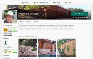 78Backyard Concepts on Houzz