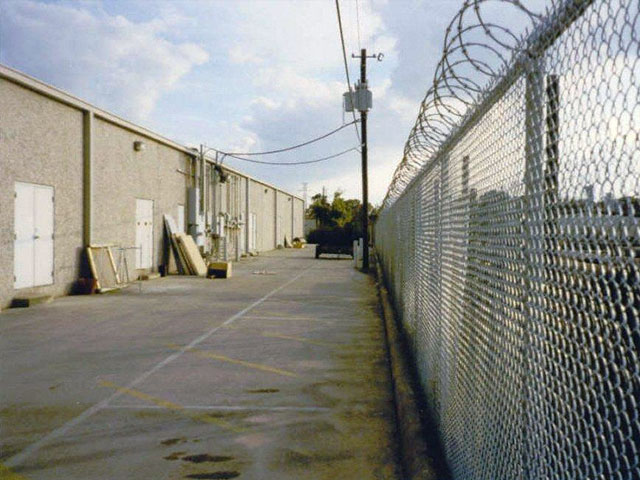 Chain Link Security