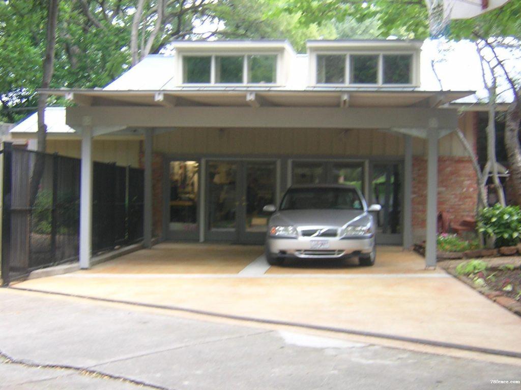 Carport Renovation
