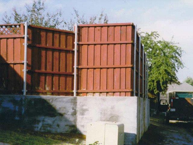 Concrete and Cedar