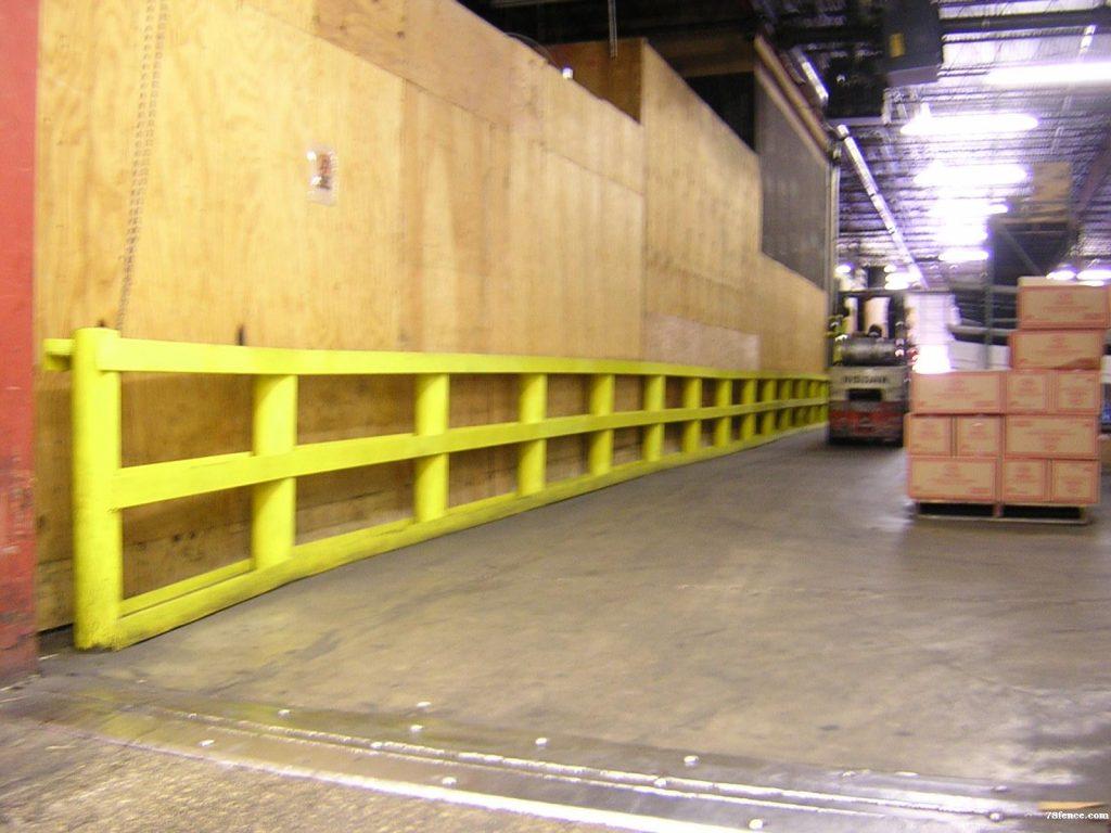 Indoor Guard Rail