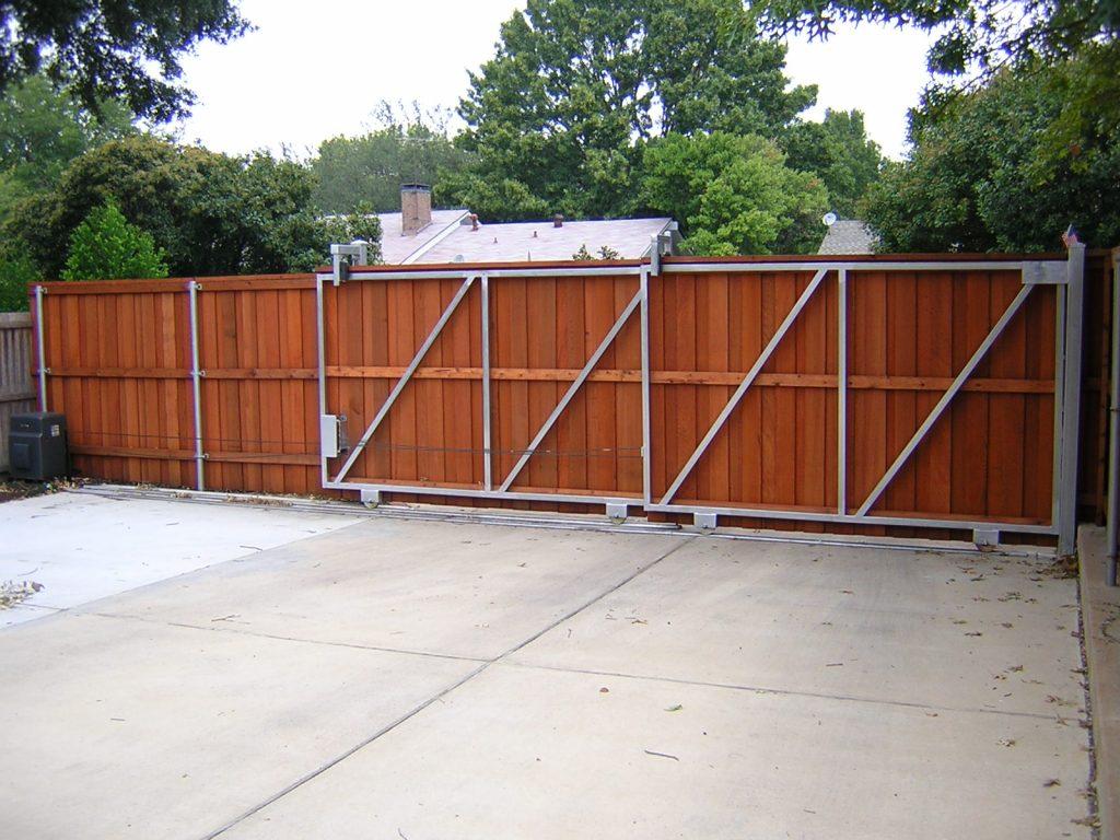 Tandem Slide Gate
