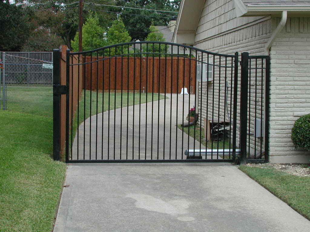Steel Swing Gate