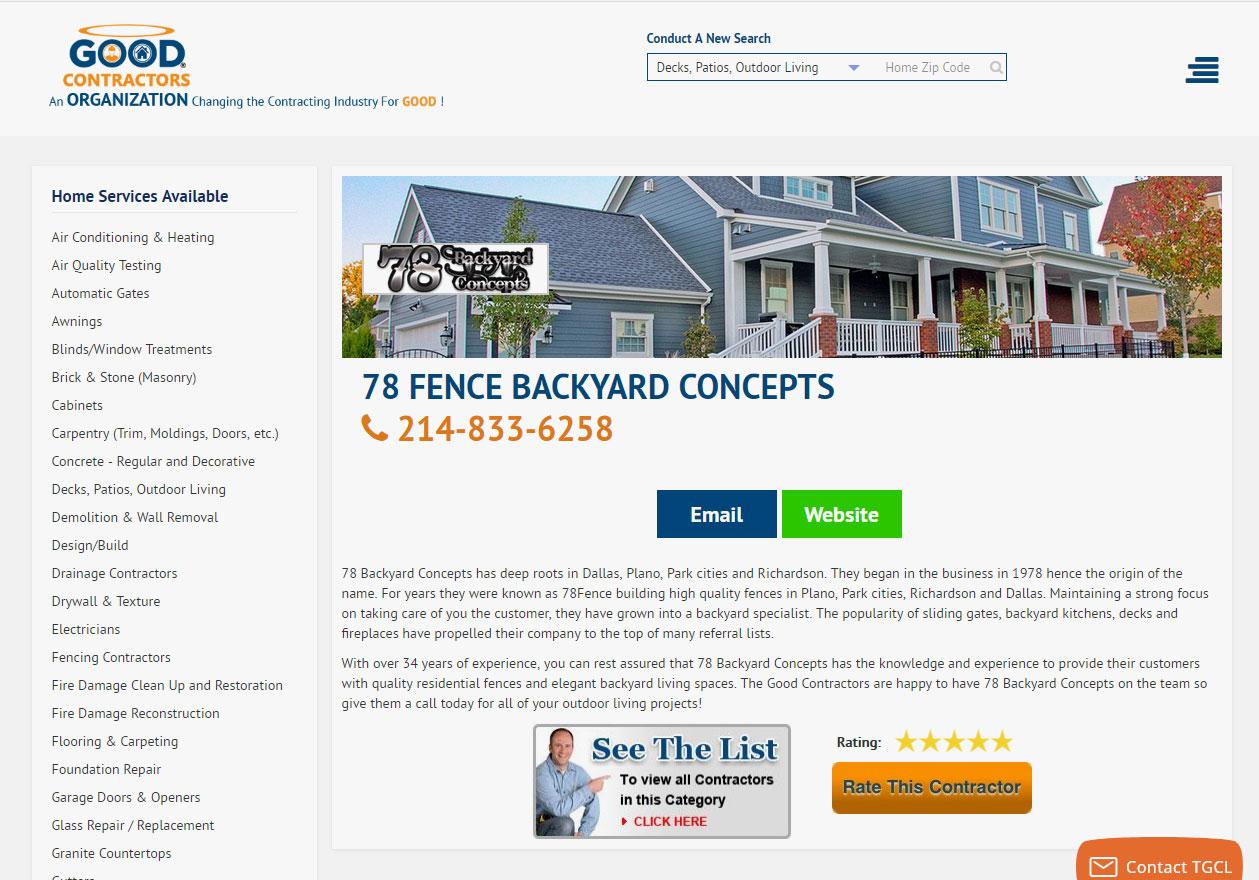 78 Backyard Concepts (thegoodcontractorslist.com)